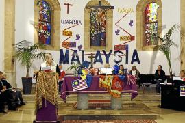 La comunidad malaya organiza el Día Mundial de la Oración en Mallorca