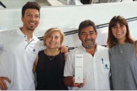Jaume Vermell Nàutica, premio al mejor concesionario del año
