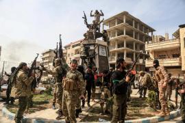 Decenas de víctimas por la explosión de un coche bomba en Siria