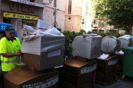 Palma será indemnizada con 24 millones por el fracaso de la recogida neumática