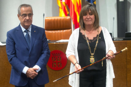 Nuria Marín, nueva presidenta de la Diputación de Barcelona