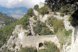 Dudas sobre la propiedad de la finca del Castell d'Alaró frenan su compra por parte del Consell