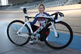 Sarah Hammer,  de Binissalem  al oro olímpico