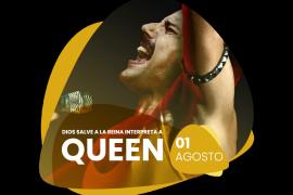 El show en memoria a Queen más importante a nivel mundial llega a Port Adriano