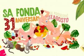 Sa Fonda 31º aniversario