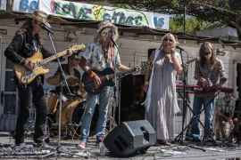 Las Dalias recuperará el espíritu del festival de Woodstock