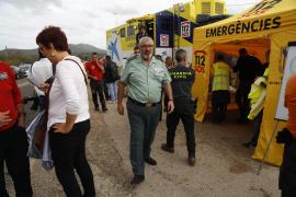 El excoronel jefe de la Guardia Civil de Baleares, nuevo director general de Emergències
