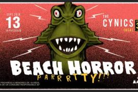 Beach Horror Party