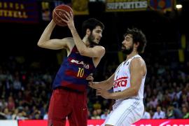 Álex Abrines regresa al Barça