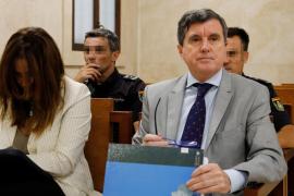 Matas, condenado a 10 meses de cárcel en el juicio de Son Espases
