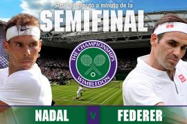 Nadal-Federer, en directo