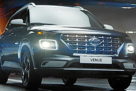 Hyundai Motor anuncia el lanzamiento del SUV 'Venue'