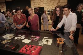 La exposición de Paco de Lucía deslumbra en Es Baluard