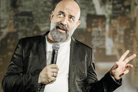 Goyo Jiménez: «En el humor, como en el sexo, ambos deben tener ganas»
