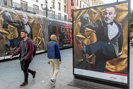 Palma no será la sede de los Premios Goya, que 'viajarán' hasta Málaga