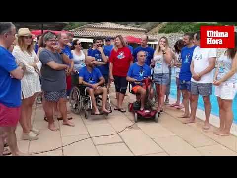 Mallorca se moja por la esclerosis múltiple