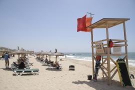 Los vecinos de Palma dicen que hay miedo entre los bañistas por los vertidos fecales