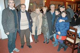 Cena solidaria en Binicomprat a beneficio de Vacances en Pau 2012