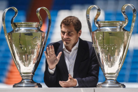 Casillas se retira