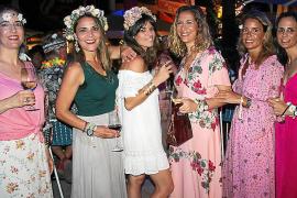 Fiesta Flower Power en Puerto Portals