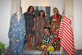 El diseñador Sebastià Pons presenta su colección 'Wilderness'