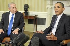 Obama afirma que «EEUU siempre guardará las espaldas de Israel»