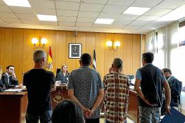 Cinco condenados por vender droga y robar en coches en Calvià