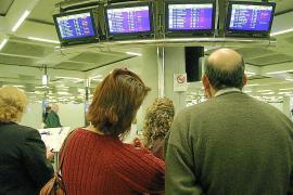 Son Sant Joan registró 1.189 minutos de retraso cada día en los vuelos de 2011