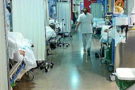 La saturación de las Urgencias obliga a derivar pacientes a las privadas