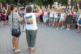 Las 'kellys' de Ibiza acuerdan ir a la huelga dos días en el mes de agosto