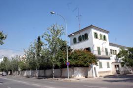 Defensa saca a subasta el cuartel de Son Busquets por 45,8 millones de euros