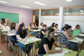 Un 20% de las plazas de las oposiciones docentes de 2019 quedan desiertas