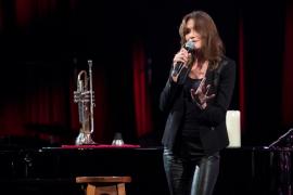 Cancelado el concierto de Carla Bruni en Mallorca