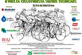 II Vuelta Cicloturística en solidaridad con Sonrisa Médica