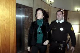 La ex jefa de gabinete de Matas declara como imputada en el caso Palma Arena