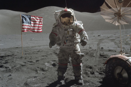 La NASA volverá a la Luna en 2024 y establecerá una base permanente en 2028