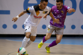 El Palma Futsal firma dos temporadas a Ximbinha