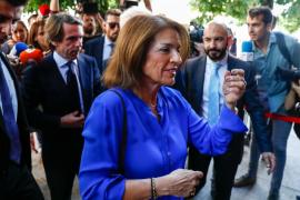 Revocada la condena a Ana Botella por vender viviendas sociales a un fondo de inversión