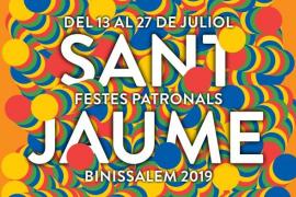 Fiestas patronales de Binissalem: Sant Jaume 2019