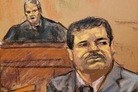 El Chapo califica a EEUU de «corrupto» y apelará la sentencia