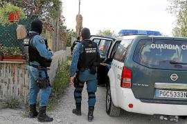 La Guardia Civil investiga decenas de robos en varias urbanizaciones de Calvià