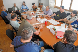 Los sindicatos ven posible un acuerdo con la UTE Portmany tras la primera reunión ante el TAMIB