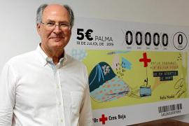 Antoni Barceló: «El Sorteo de Oro de Cruz Roja no es uno más, es una cita anual con la solidaridad»