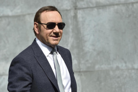 La Fiscalía retira los cargos por agresión sexual contra el actor Kevin Spacey