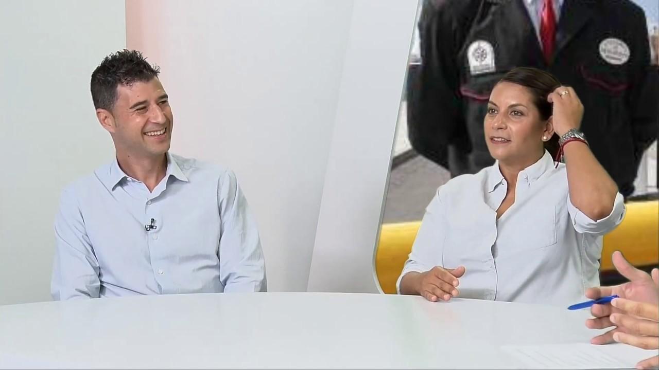 Toni Borràs: «El nivel de los vigilantes de Baleares es muy bueno»