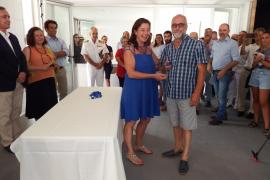 Los pescadores del Port de Sóller vuelven a tener una lonja después de 13 años