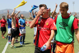 Mallorca B ¿un ascenso en los despachos?