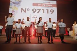 El Sorteo de Oro de Cruz Roja celebra sus 40 años en Palma