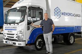 Pasión por la logística en Menorca Cargo