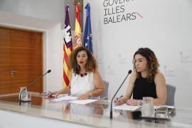 Gregorio Molina, Laura Celià y Beatriu Defior, entre los 11 nuevos directores generales del Govern